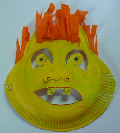 troll giallo