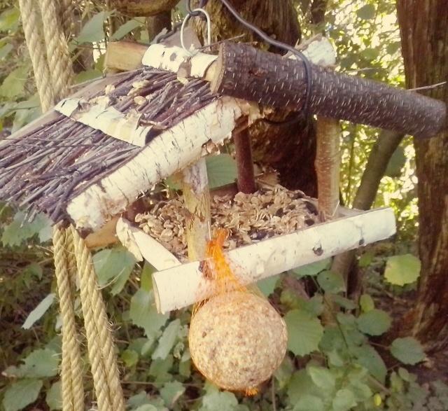 """Progetti di Birdgardening ovvero """"il giardino degli uccelli"""""""