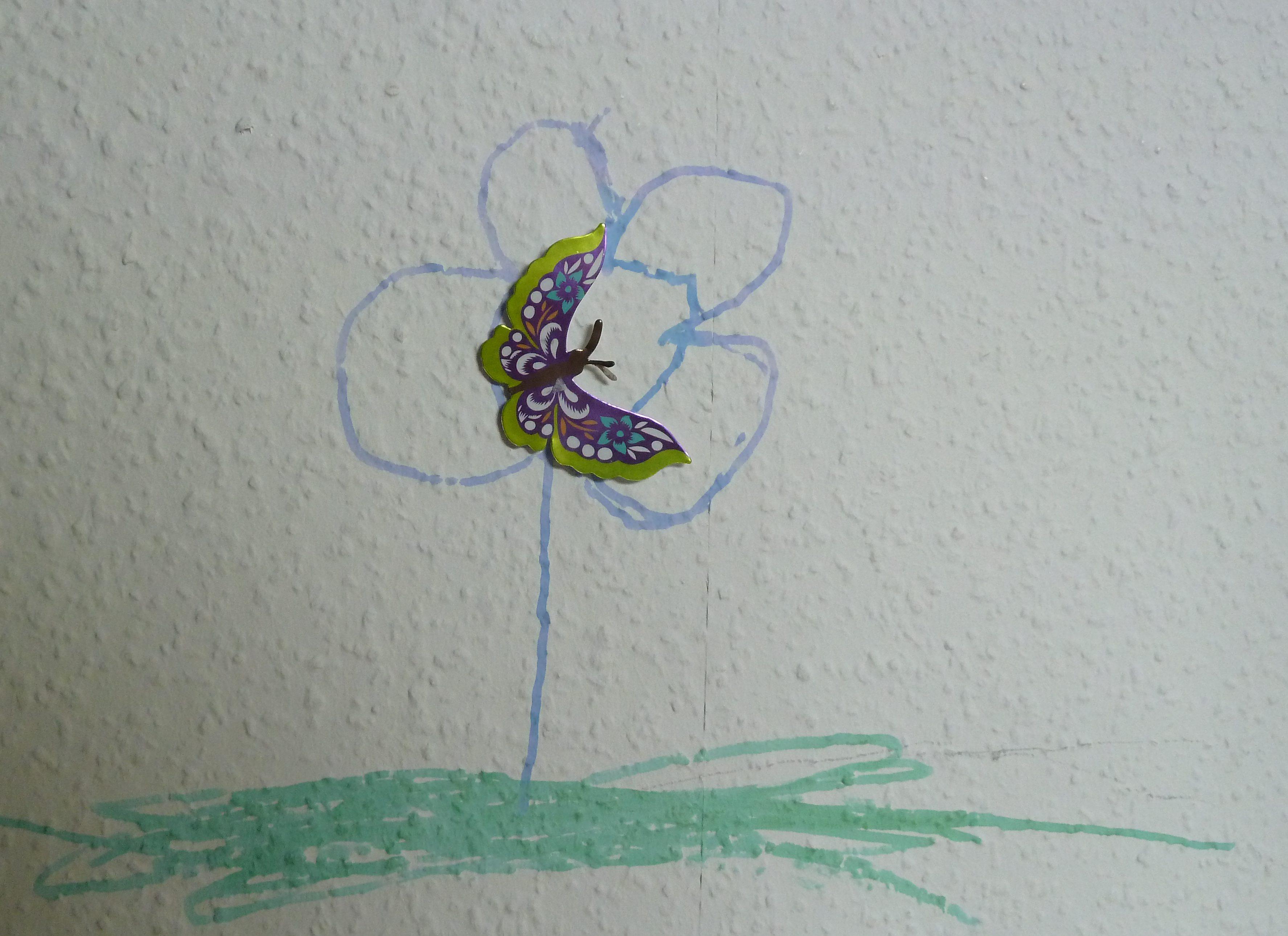 i miei primi murales!